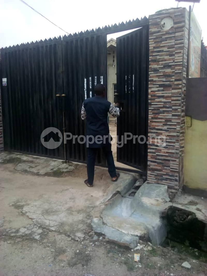 1 bedroom mini flat  Self Contain Flat / Apartment for rent Jonathan Coker Fagba Agege Lagos - 0
