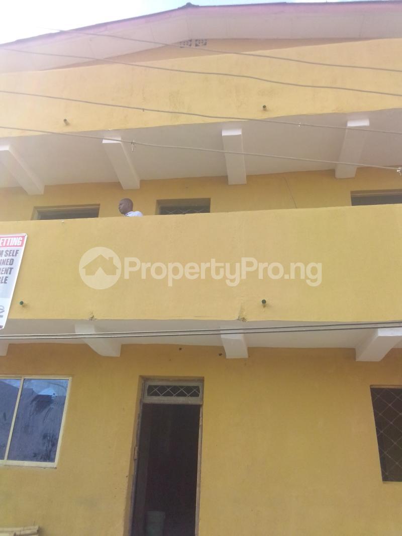 1 bedroom mini flat  Studio Apartment Flat / Apartment for rent County Bus Stop Aguda(Ogba) Ogba Lagos - 2