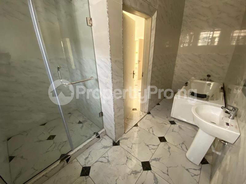 4 bedroom Semi Detached Duplex House for rent Ologolo Lekki Lagos - 9