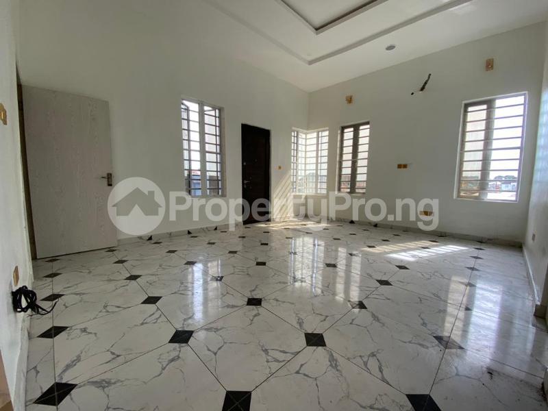 4 bedroom Semi Detached Duplex House for rent Ologolo Lekki Lagos - 7