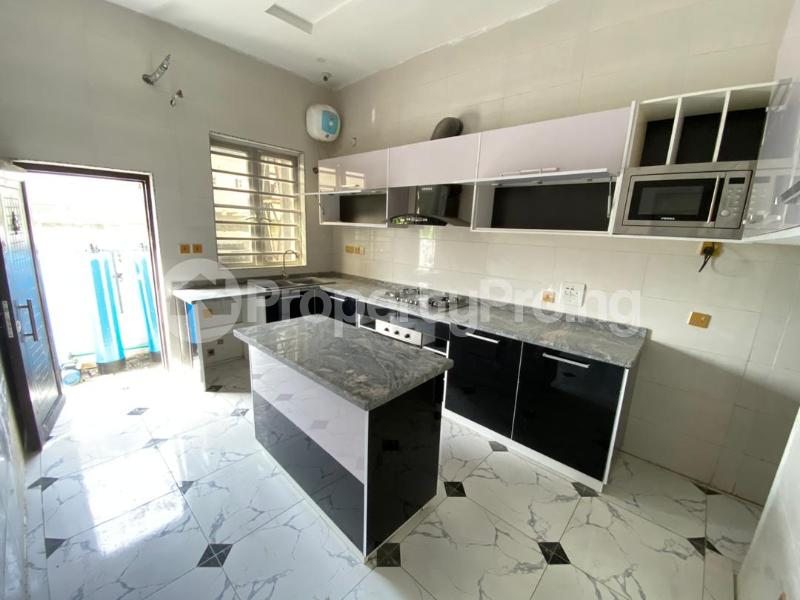 4 bedroom Semi Detached Duplex House for rent Ologolo Lekki Lagos - 4