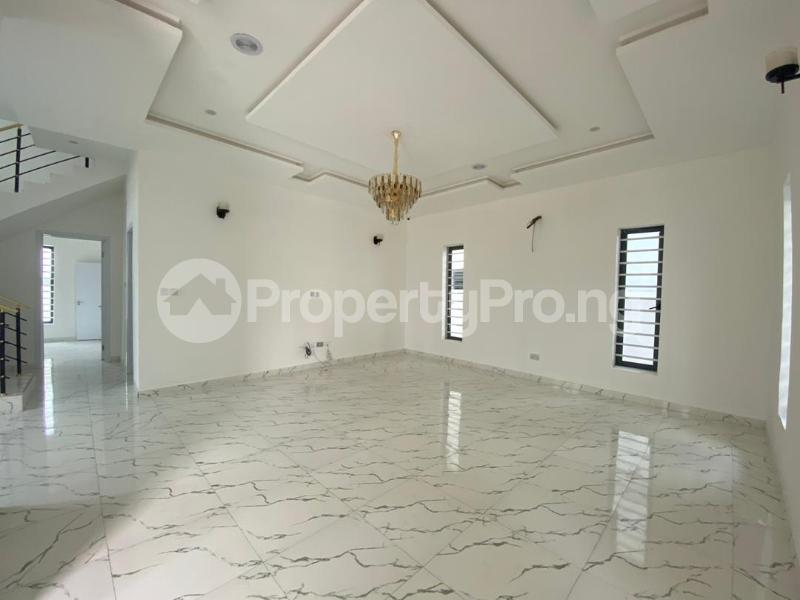 5 bedroom Detached Duplex House for sale Chevron Alternative Route chevron Lekki Lagos - 2