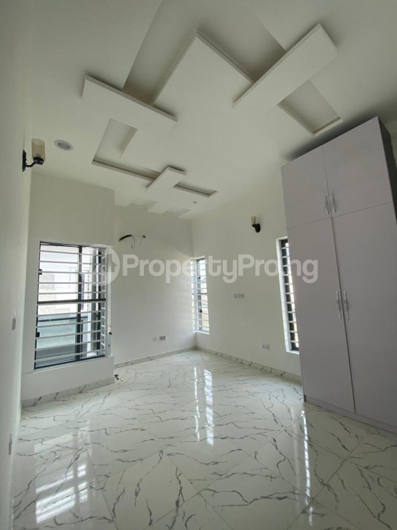 5 bedroom Detached Duplex House for sale Chevron Alternative Route chevron Lekki Lagos - 5