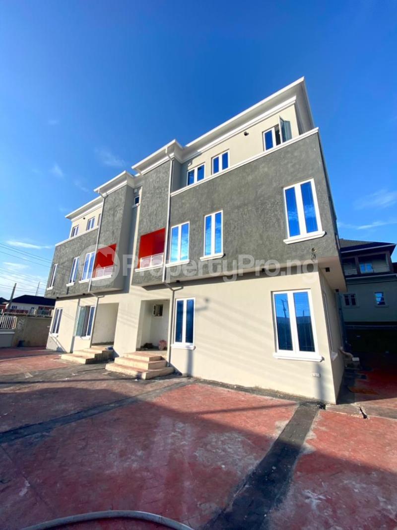 4 bedroom Detached Duplex House for rent Ikate Lekki Lagos - 0