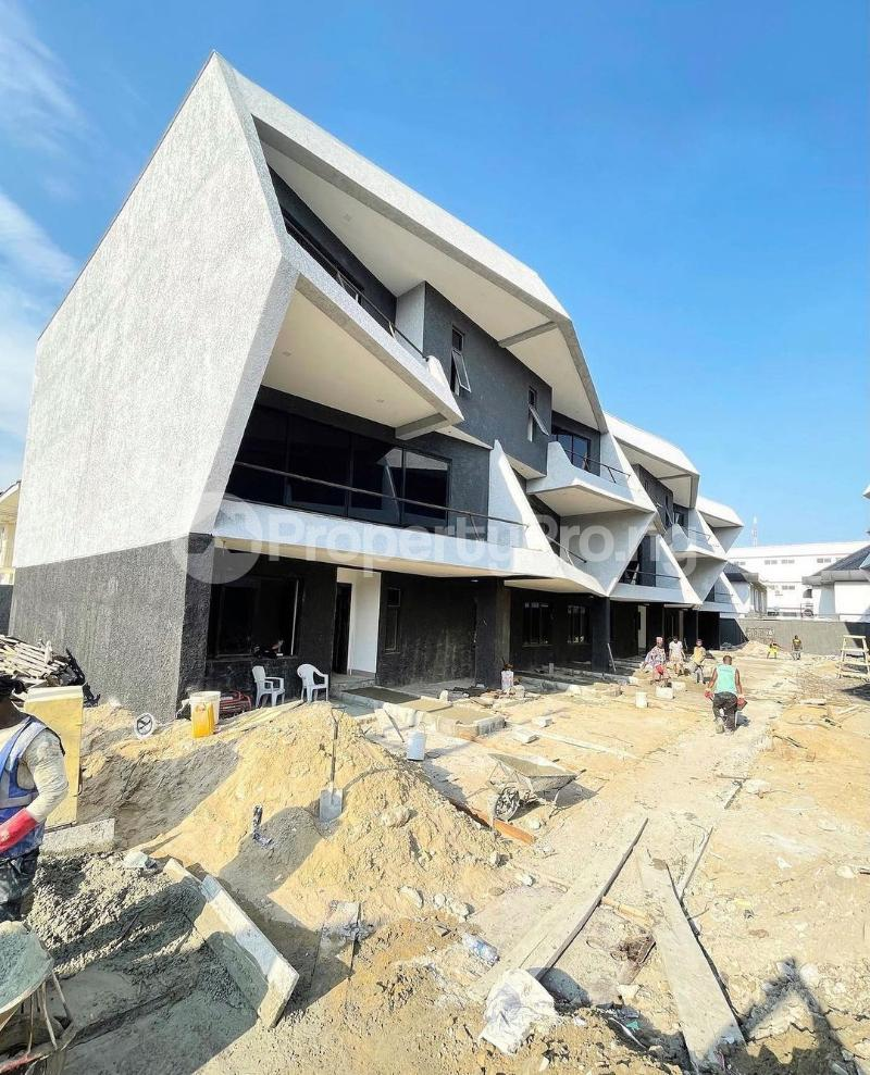 4 bedroom Terraced Duplex for sale Lekki Phase 1 Lekki Lagos - 0