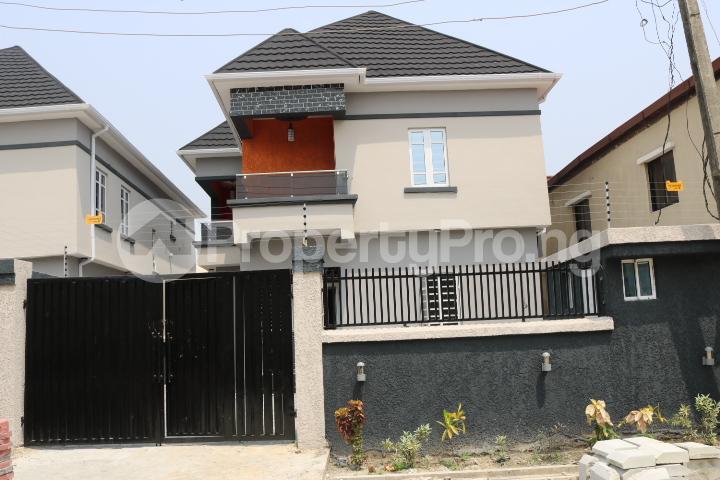 4 bedroom Detached Duplex House for sale Thomas estate Thomas estate Ajah Lagos - 2