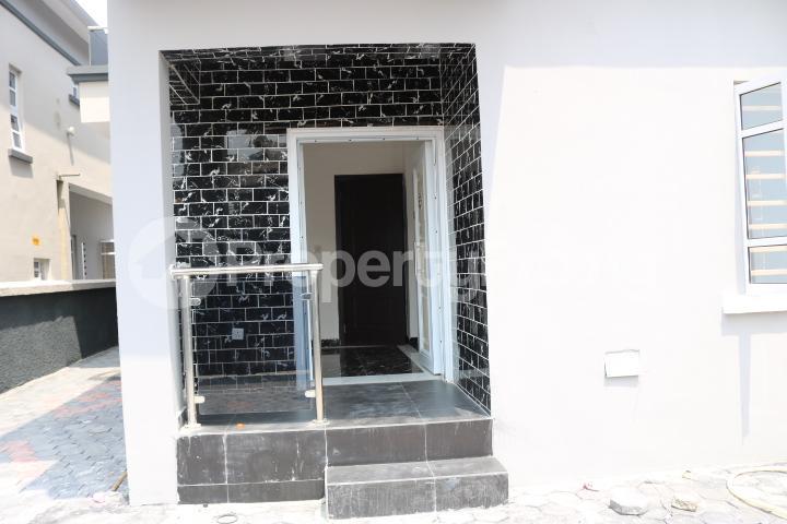 4 bedroom Detached Duplex House for sale Thomas estate Thomas estate Ajah Lagos - 6