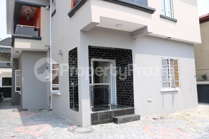 4 bedroom Detached Duplex House for sale Thomas estate Thomas estate Ajah Lagos - 4