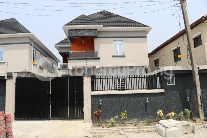 4 bedroom Detached Duplex House for sale Thomas estate Thomas estate Ajah Lagos - 0
