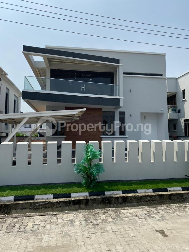 4 bedroom Detached Duplex House for sale Megamound Lekki County Ikota Lekki Lagos - 6