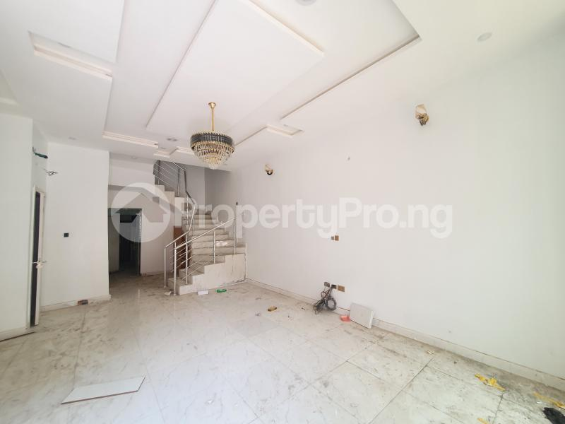 4 bedroom Semi Detached Duplex House for sale chevron Lekki Lagos - 2