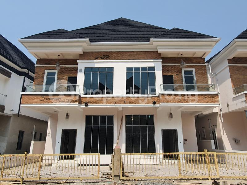 4 bedroom Semi Detached Duplex House for sale chevron Lekki Lagos - 1