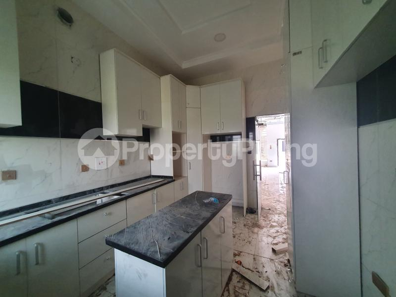 4 bedroom Semi Detached Duplex House for sale chevron Lekki Lagos - 8