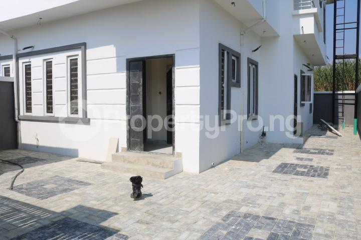 4 bedroom Semi Detached Duplex House for sale Lekki Palm City Ajah Lagos - 8