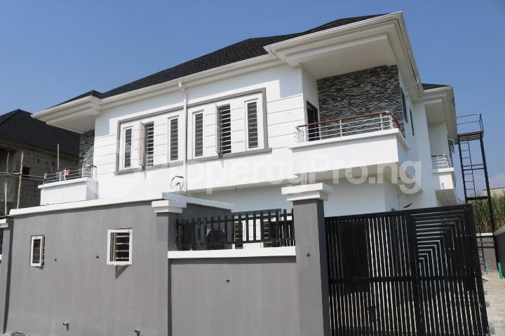 4 bedroom Semi Detached Duplex House for sale Lekki Palm City Ajah Lagos - 1