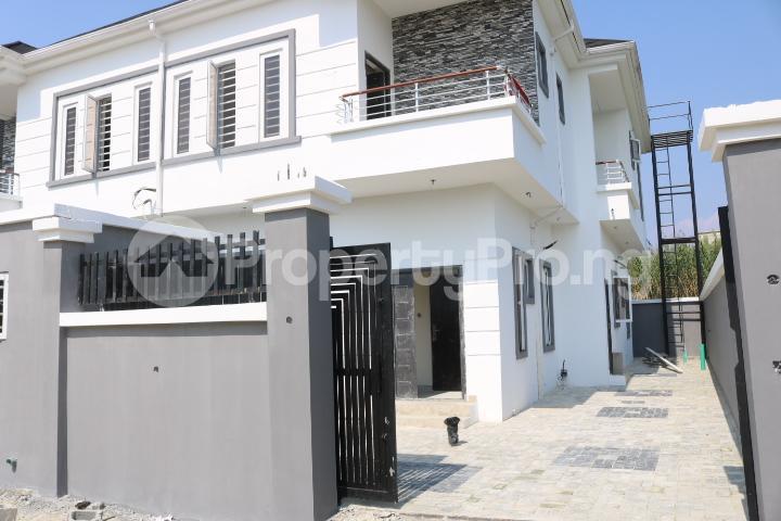 4 bedroom Semi Detached Duplex House for sale Lekki Palm City Ajah Lagos - 4