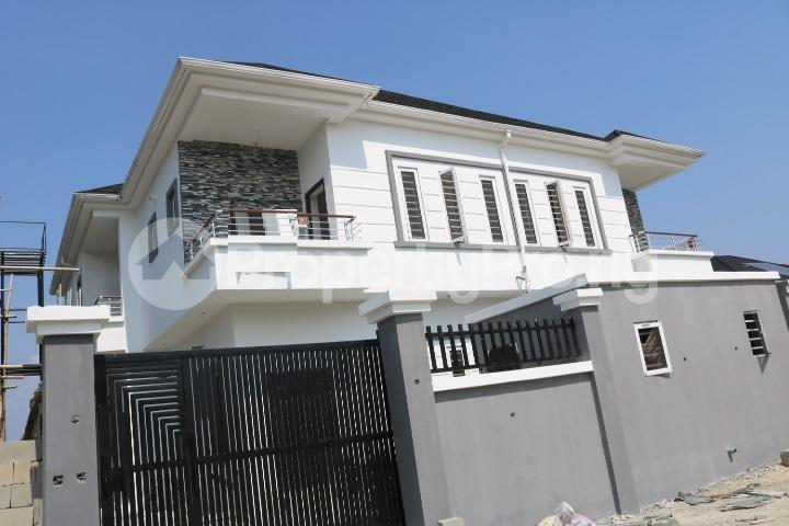 4 bedroom Semi Detached Duplex House for sale Lekki Palm City Ajah Lagos - 0