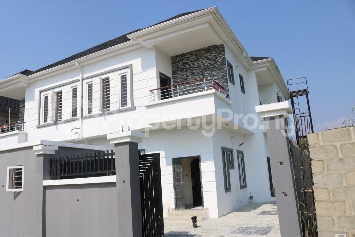 4 bedroom Semi Detached Duplex House for sale Lekki Palm City Ajah Lagos - 2