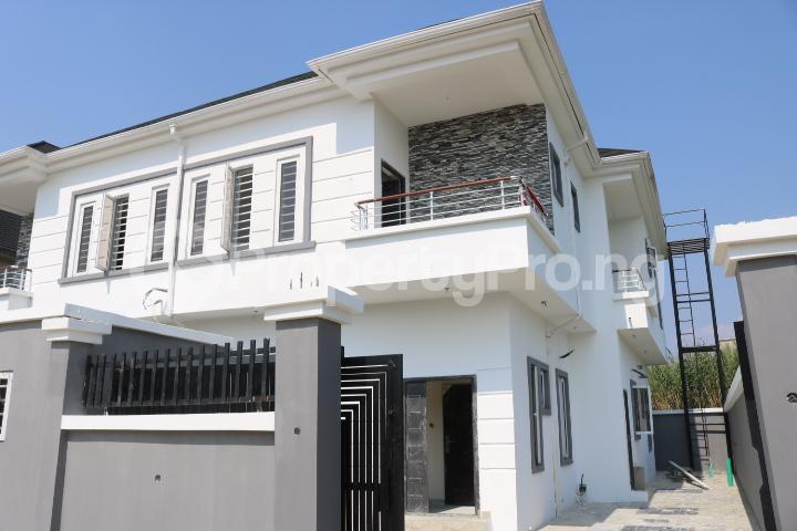 4 bedroom Semi Detached Duplex House for sale Lekki Palm City Ajah Lagos - 3