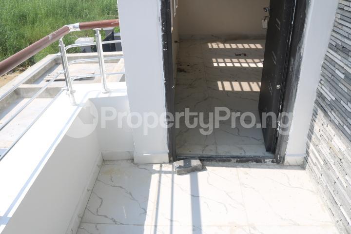 4 bedroom Semi Detached Duplex House for sale Lekki Palm City Ajah Lagos - 55