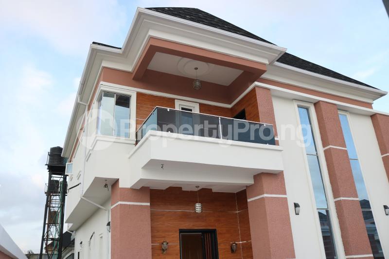4 bedroom Detached Duplex House for sale Ajah Lagos - 0