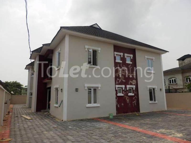 3 bedroom Flat / Apartment for rent Olive Park Estate, Sangotedo Sangotedo Ajah Lagos - 0