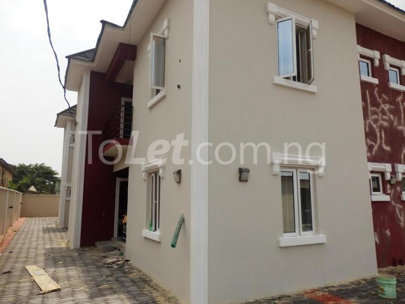 3 bedroom Flat / Apartment for rent Olive Park Estate, Sangotedo Sangotedo Ajah Lagos - 1