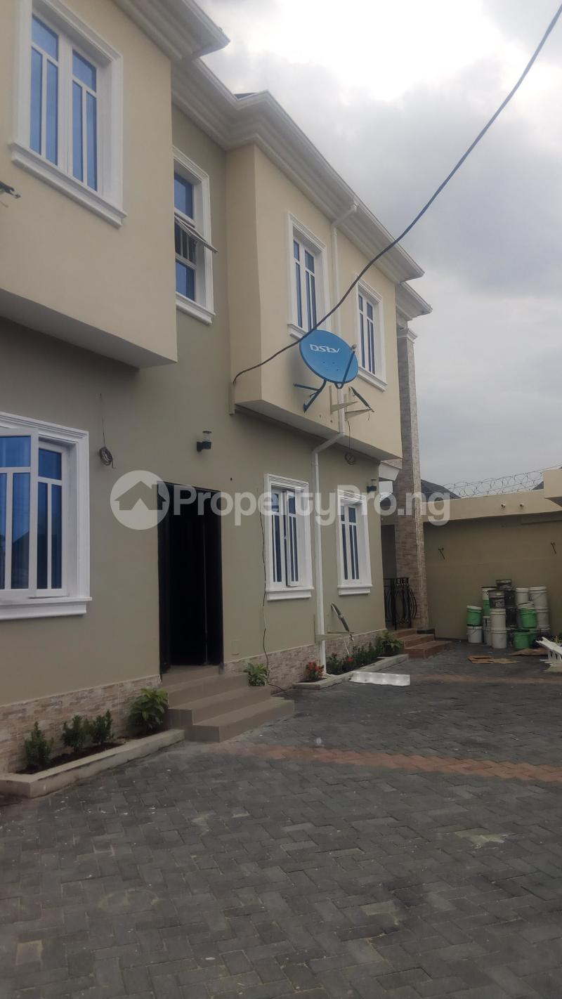 2 bedroom Flat / Apartment for rent Aptech Estate  Sangotedo Ajah Lagos - 0