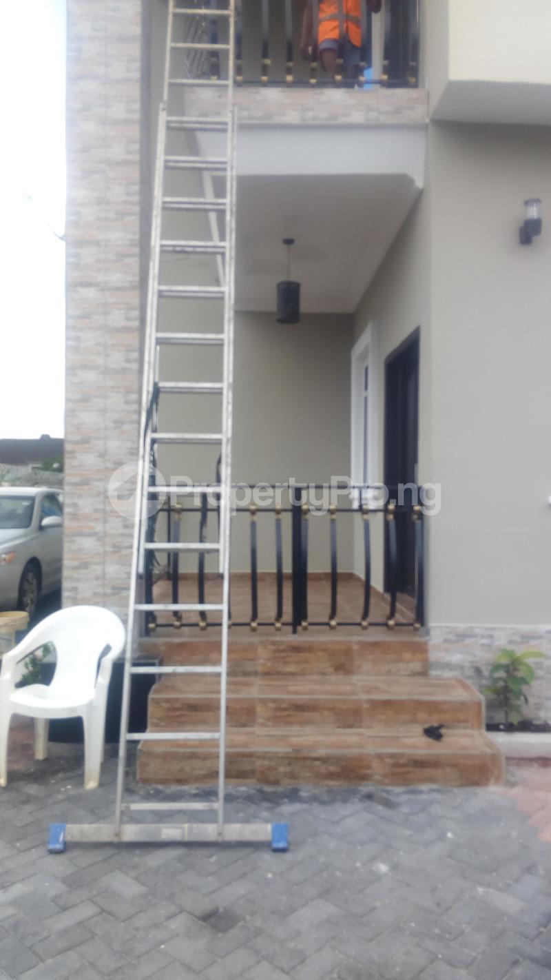 2 bedroom Flat / Apartment for rent Aptech Estate  Sangotedo Ajah Lagos - 5