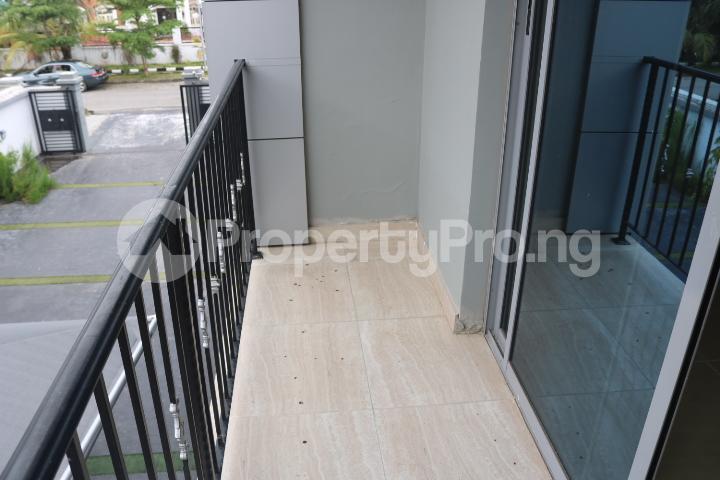 5 bedroom Detached Duplex House for sale Pinnock Beach Estate Osapa london Lekki Lagos - 59