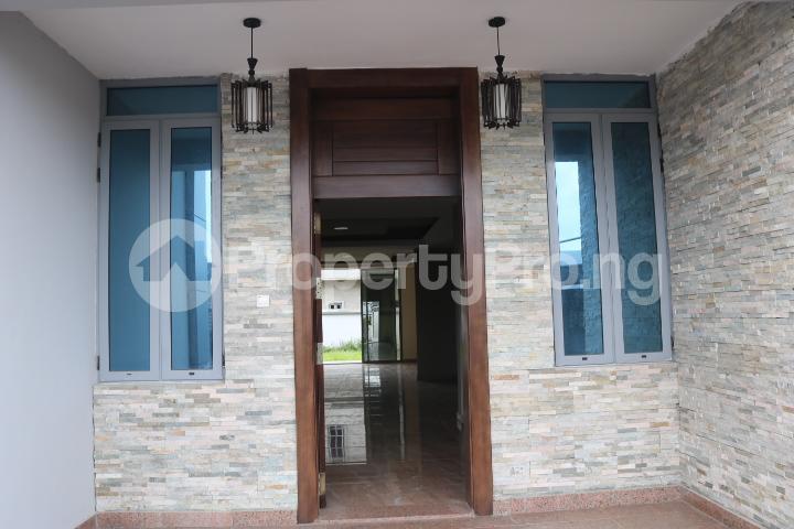 5 bedroom Detached Duplex House for sale Pinnock Beach Estate Osapa london Lekki Lagos - 11