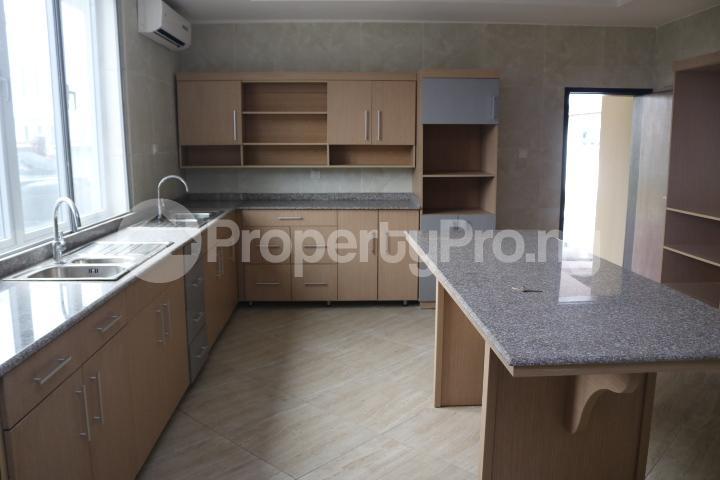5 bedroom Detached Duplex House for sale Pinnock Beach Estate Osapa london Lekki Lagos - 28