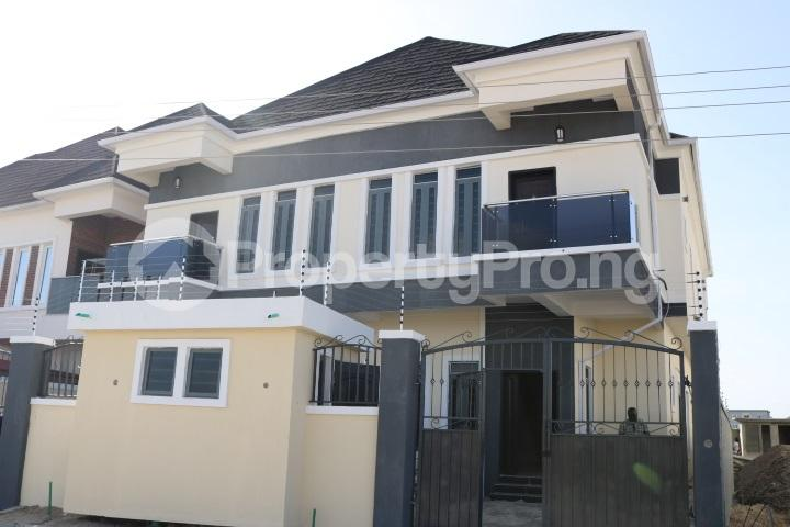 4 bedroom Semi Detached Duplex House for sale Orchid Estate, By Chevron Lekki Lagos - 3