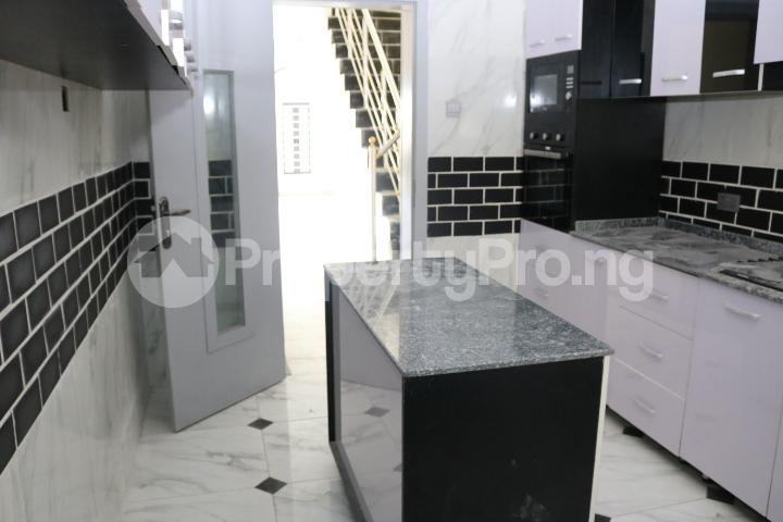 4 bedroom Semi Detached Duplex House for sale Orchid Estate, By Chevron Lekki Lagos - 13