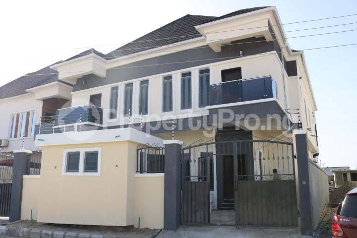 4 bedroom Semi Detached Duplex House for sale Orchid Estate, By Chevron Lekki Lagos - 2
