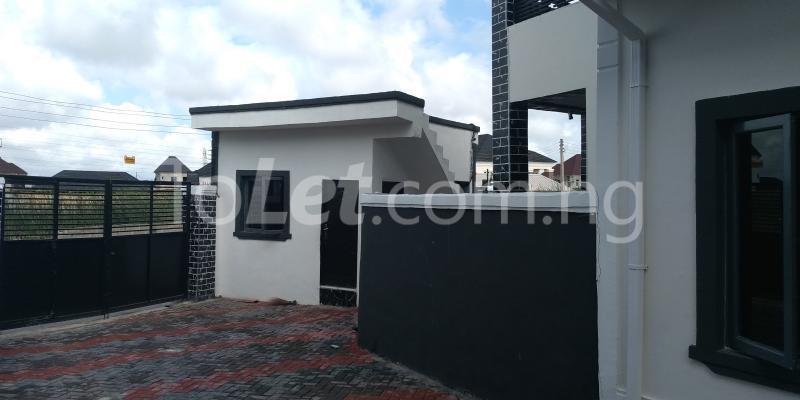Flat / Apartment for rent Farmville estate,behind blenco supermarket Sangotedo Lagos - 0