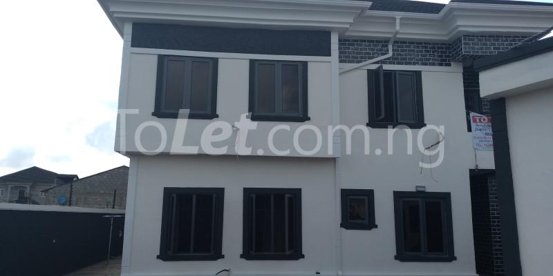 Flat / Apartment for rent Farmville estate,behind blenco supermarket Sangotedo Lagos - 1