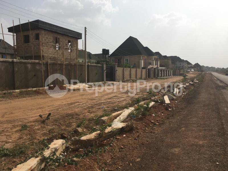 Residential Land Land for sale Oriental Layout,Airport view off Old Airport Road,Thinkers Corner Enugu Enugu - 5