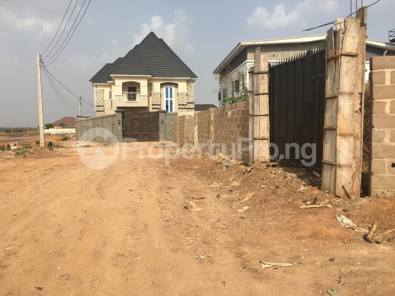 Residential Land Land for sale Oriental Layout,Airport view off Old Airport Road,Thinkers Corner Enugu Enugu - 2