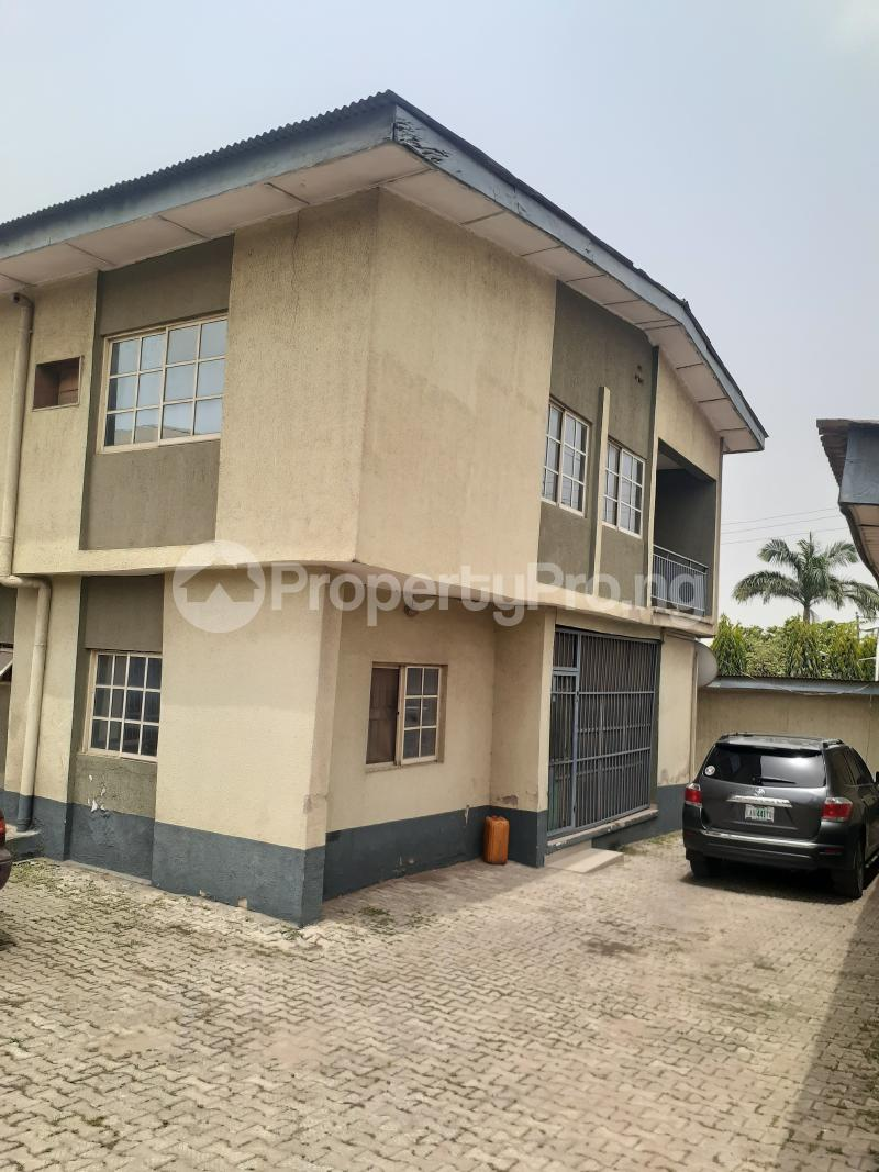 6 bedroom Blocks of Flats House for sale Ayo alabi Oke-Ira Ogba Lagos - 1