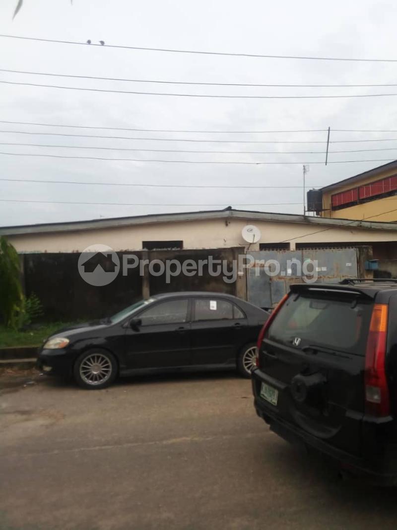 Detached Bungalow House for sale Aviation Estate  Mafoluku Oshodi Lagos - 0