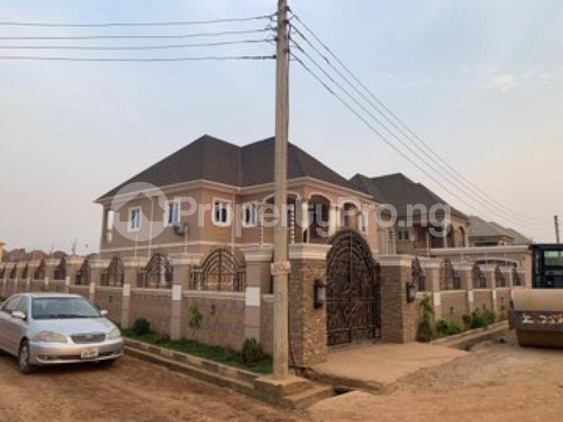 5 bedroom Self Contain Flat / Apartment for sale Jubilation Bethel Estate  Lokogoma Abuja - 1