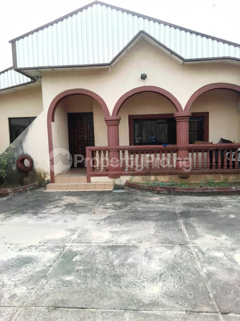 2 bedroom Terraced Bungalow House for sale ozuoba Choba Port Harcourt Rivers - 2