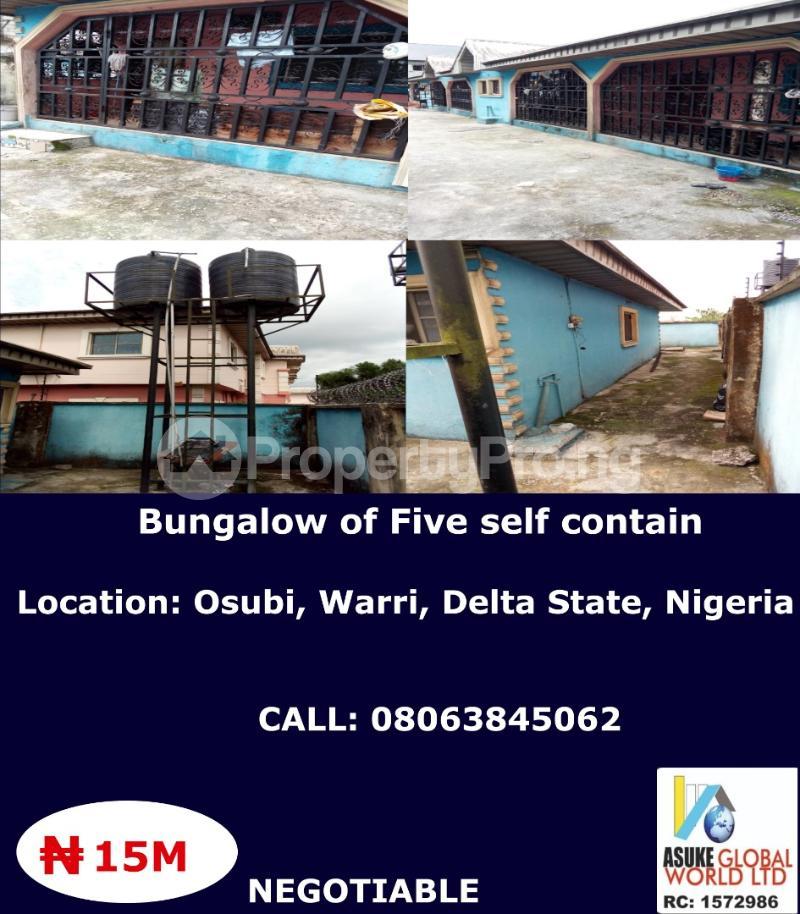 House for sale Osubi Warri Delta state Nigeria Warri Delta - 0