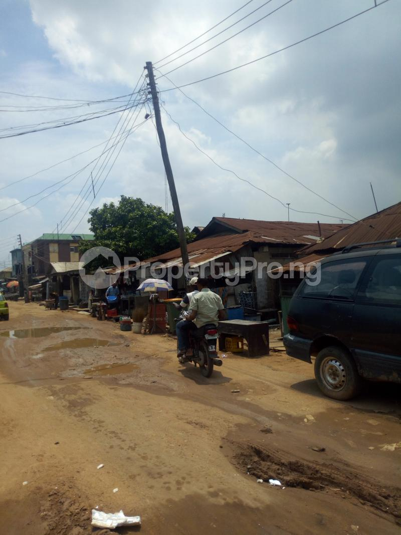 Residential Land Land for sale Julius Showunmi street Shogunle Oshodi Lagos - 2