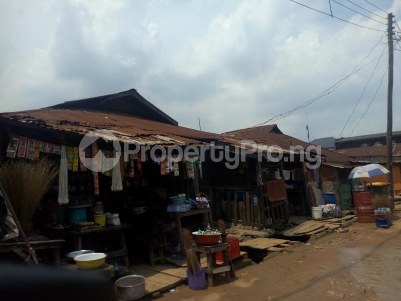 Residential Land Land for sale Julius Showunmi street Shogunle Oshodi Lagos - 0
