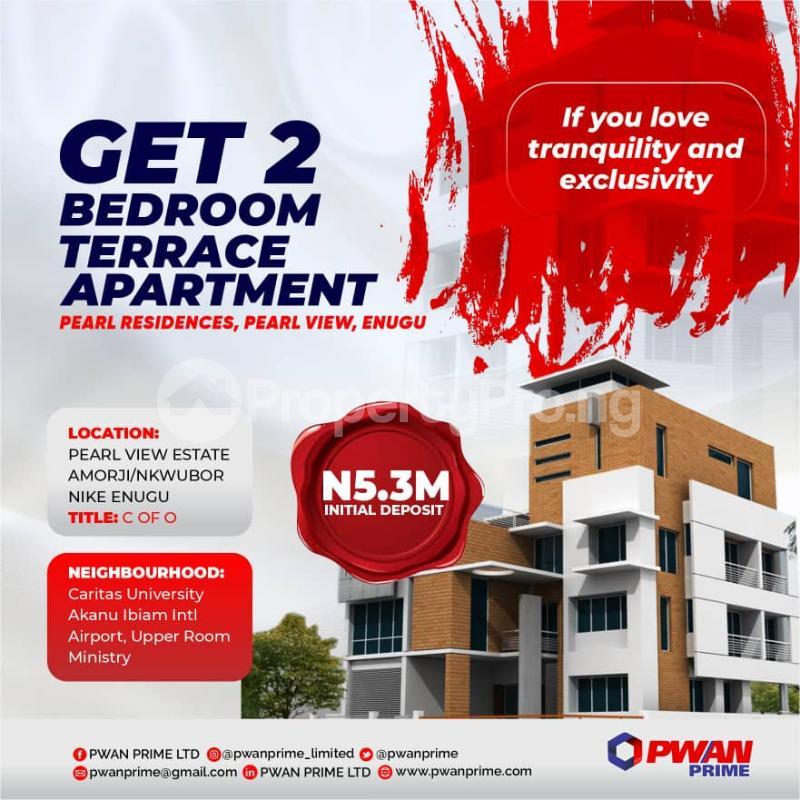 2 bedroom Flat / Apartment for sale AMORJU/ NKWUBOR ENUGU Enugu Enugu - 0
