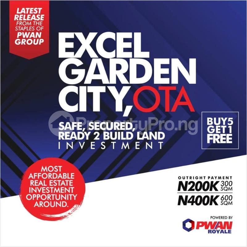 Residential Land Land for sale Ota Ota-Idiroko road/Tomori Ado Odo/Ota Ogun - 0