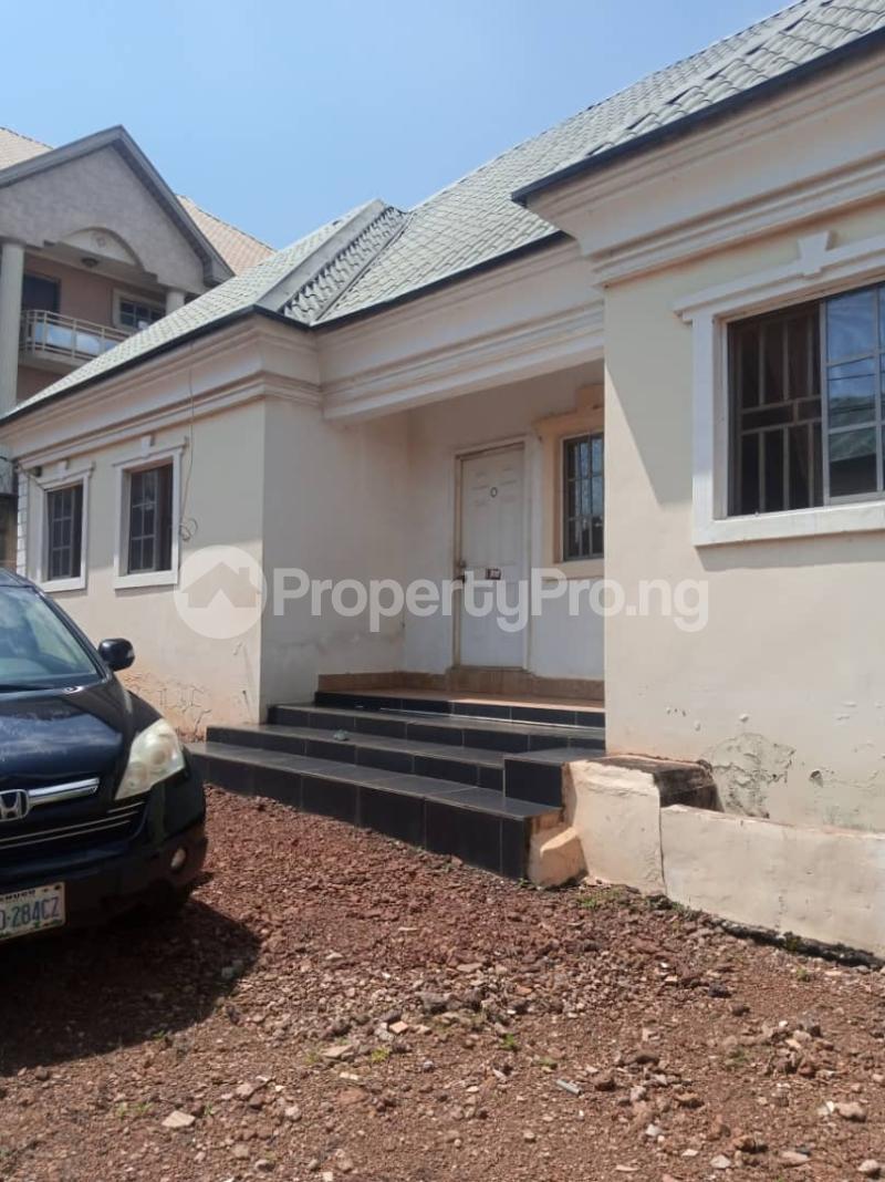 3 bedroom Detached Bungalow for sale Transekulu Enugu Enugu Enugu - 0