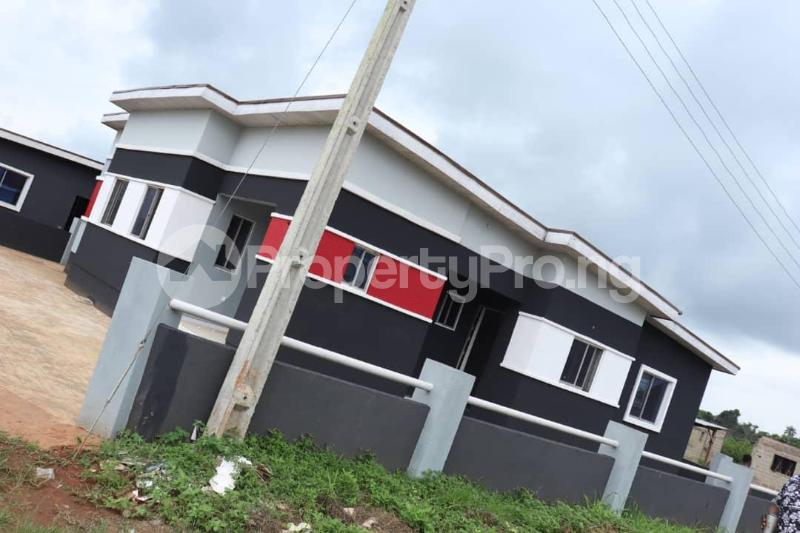 Semi Detached Bungalow House for sale Mowe-Ofada Mowe Obafemi Owode Ogun - 0